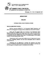 Thumbnail R 13 Regulations