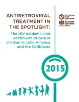 New PAHO publication: HIV epidemic in children in Latin America and the Caribbean