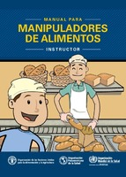 paho/who iris | manual para manipuladores de alimentos. instructor