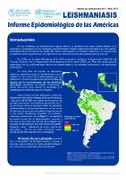 Informe Epidemiológico de las Américas. Leishmaniasis