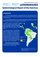 Epidemiological Report of the Americas. Leishmaniases