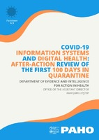 COVID-19 Information Systems and Digital Health: After-Action Review of the First 100 Days in Quarantine