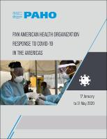 Pan American Health Organization Response to COVID-19 in the Americas, 17 January to 31 May 2020