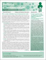Bulletin d'Immunisation, v.42, n.3, Sep. 2020