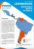 Leishmaniases. Epidemiological Report of the Americas, December 2020