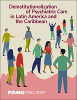 Deinstitutionalization of Psychiatric Care in Latin America and the Caribbean