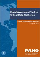 Rapid Assessment Tool for Critical Data Gathering