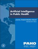 Digital Transformation Knowledge Capsules: Artificial Intelligence in Public Health