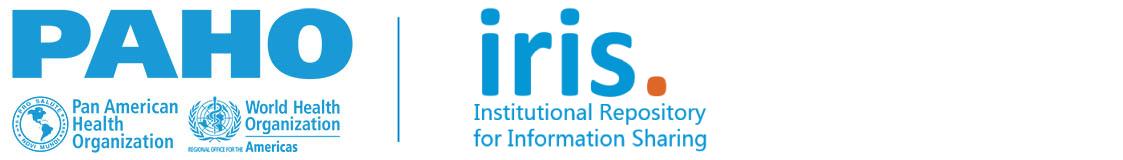 IRIS PAHO - Repositório Institucional da OPAS